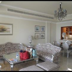 Dining Table In Living Room Pictures Interior Design Of Small India Picture Kempinski Hotel Residences Palm Jumeirah