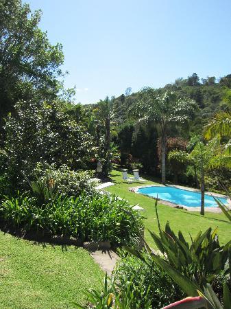 Garten Und Pool Picture Of Falcons View Manor Knysna TripAdvisor