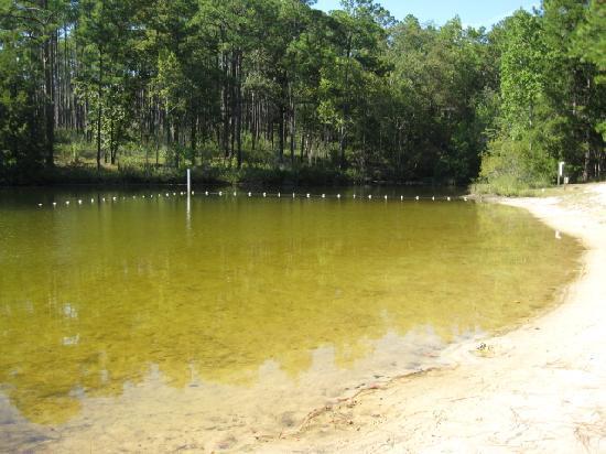 Falling Waters Falls Chipley Florida