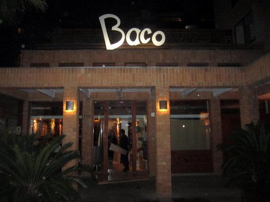 Baco Restaurant Entrance  Picture Of Baco Vino Y Bistro