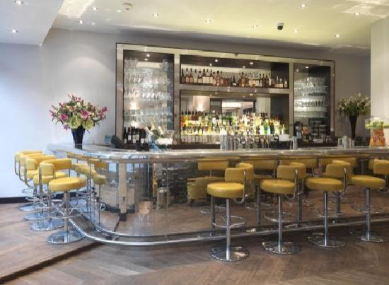 Pewter top bar  Picture of The Botanist London  TripAdvisor