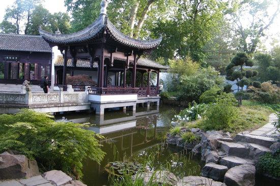 Chinesischer Garten Frankfurt Am Main Lohnt Es Sich?