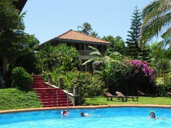 Garten Und Pool Picture Of Villa Lucky Star Tangalle TripAdvisor