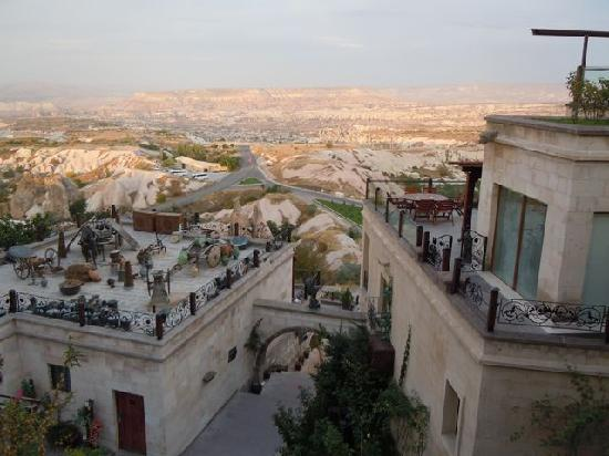 Cappadocia Cave Resort & Spa: View