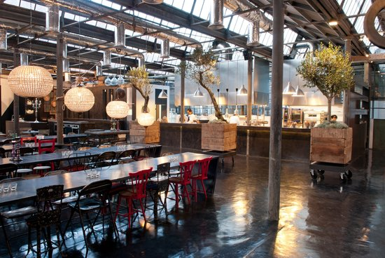 Mesa Restaurante Lx Factory
