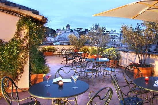 Hotel Locarno Rome  UPDATED 2018 Prices  Reviews Italy