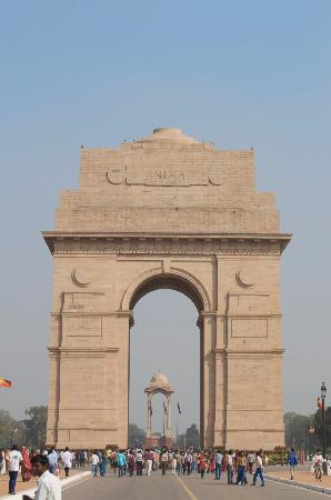 Photos of India Gate, New Delhi