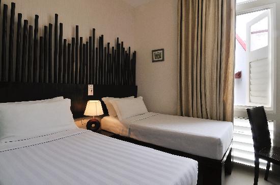 Santa Grand Hotel Little India Singapura Ulasan