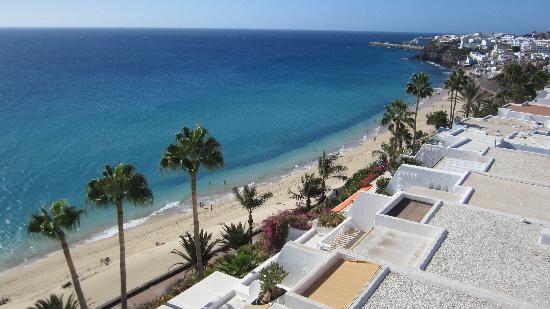 Apartamentos Jandia Luz in Fuerteventura