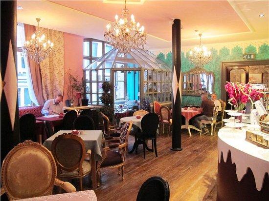 Richmond Tea Rooms Manchester  Restaurant Reviews Phone