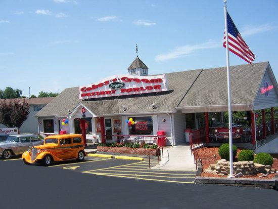 Fast Food Restaurant 50s