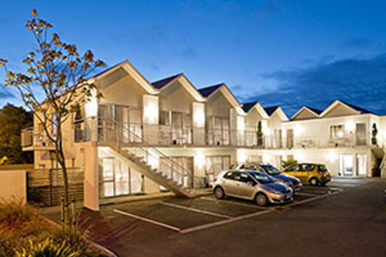 Airport Christchurch Luxury Motel Apartments 85 9 9