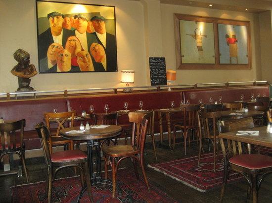 Cafe de lIndustrie Paris  151617 Rue SaintSabin BastilleOberkampf  Restaurant Avis