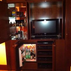 Living Room Mini Bar How Bright Should Lighting Be Minibar In The Picture Of Hotel Adlon Kempinski