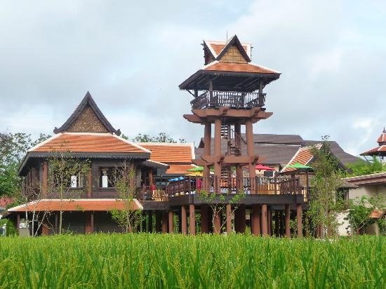 Thai House Huan Silp Slah Picture Of Siripanna Villa