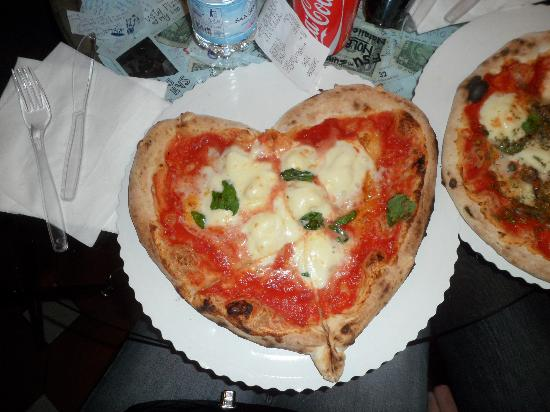Because a name is an identity and it also the first impression of your shop. Pizza Cuore X La Mia Ragazza Grazie Picture Of Gustapizza Florence Tripadvisor