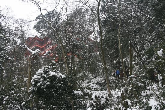 Photos of Mount Qincheng, Chengdu