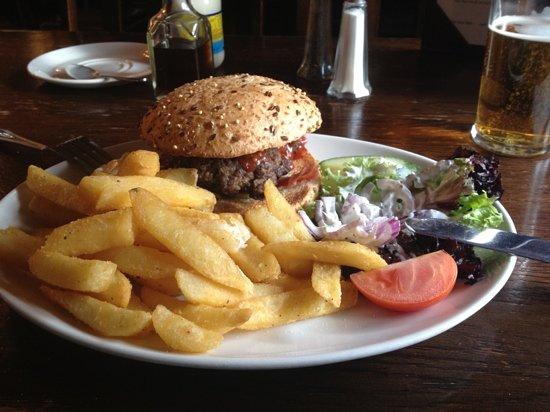 Steak And Burger Restaurants London