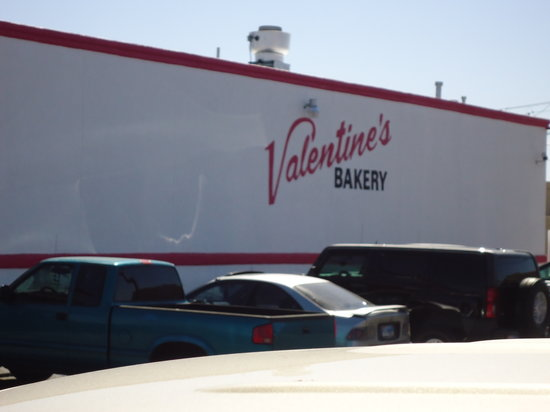 Valentines Bakery El Paso 530 S Yarbrough Dr