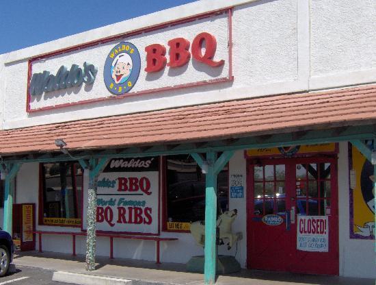 Waldos BBQ Mesa  Restaurant Reviews Phone Number