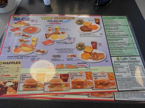 Waffle House Dallas Nc