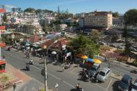 View from our balcony towards the market. - Picture of TTC ...