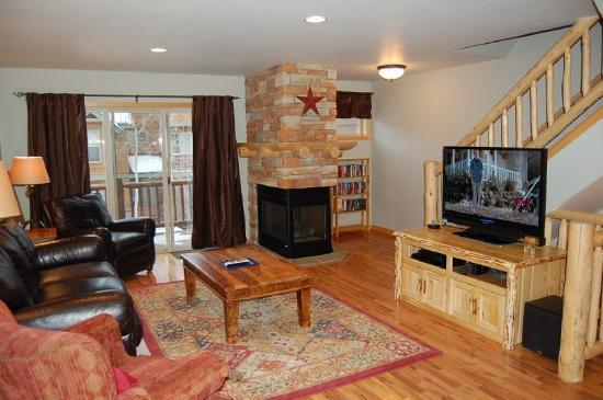 Sample living room photo  Sawmill Station Townhomes Winter Park  TripAdvisor
