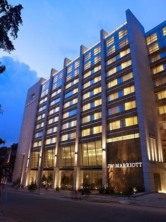 JW Marriott Hotel Bogota Bogot Colombia ve 609