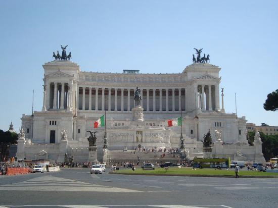 VictorEmmanuel 2  Picture of Roma dal Cielo Terrazza