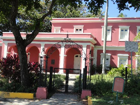 Casa Rosada The Pink House  Picture of Old San Juan San Juan  TripAdvisor