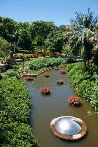 Beautiful garden scene - Picture of Roma Street Parkland ...