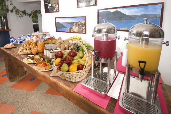 Desayuno Buffet  Picture of California Hotel El Yaque