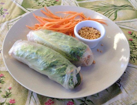 Shrimp Thai Corner Kitchen Greensboro Tripadvisor