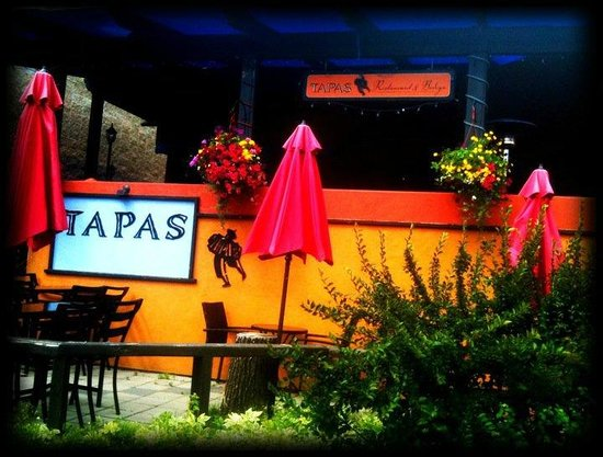 Tapas Restaurant Canmore Ab T1w 2a2