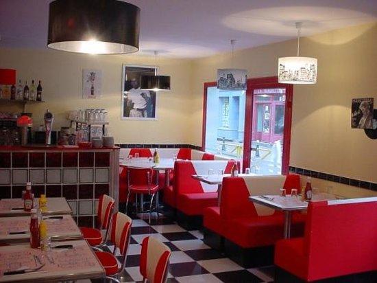 Back To The 60s Rennes Avis Sur Le Restaurant Numro