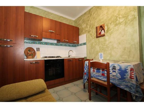 Soggiorno con angolo cottura  Picture of Mirice Beach Club Resort Vignola  TripAdvisor