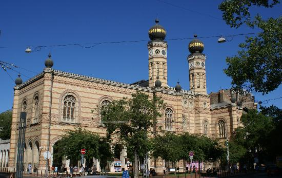 Photos of Great / Central Synagogue (Nagy Zsinagoga), Budapest