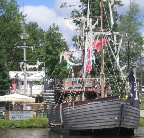Pirate Ship Eagle River
