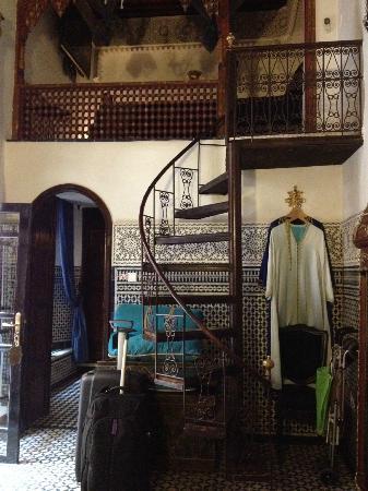 Mezzanine Bedroom Picture Of Riad Ibn Battouta Fes