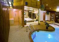 CHALET SWIMMING POOL SUITE - Picture of Sybaris Northbrook ...