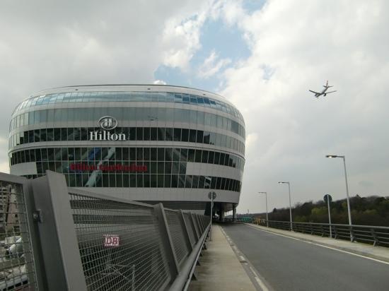 Hilton Frankfurt The Square Picture Of Hilton Frankfurt