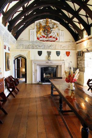 Dining room in the castle  Picture of St Michaels Mount Marazion  TripAdvisor