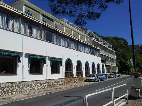 Vista Del Complesso R Francischiello Hotel Spa Bellavista