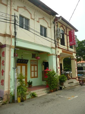 Near Jonker Review Of Hotel Hong Melaka Tripadvisor