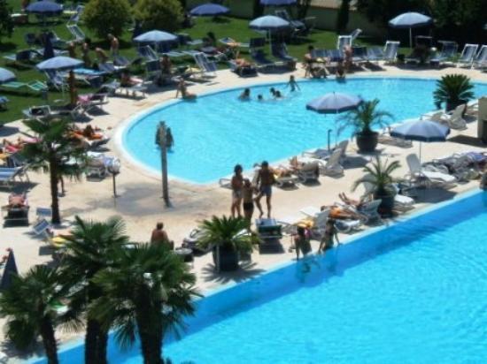 piscina  Picture of Antares Hotel Villafranca di Verona  TripAdvisor