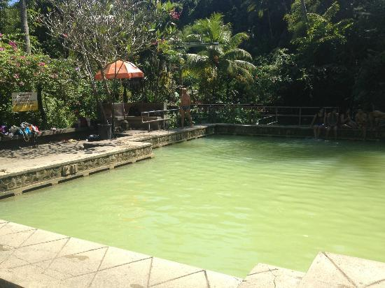 Air Panas Banjar: Banjar Hot Springs