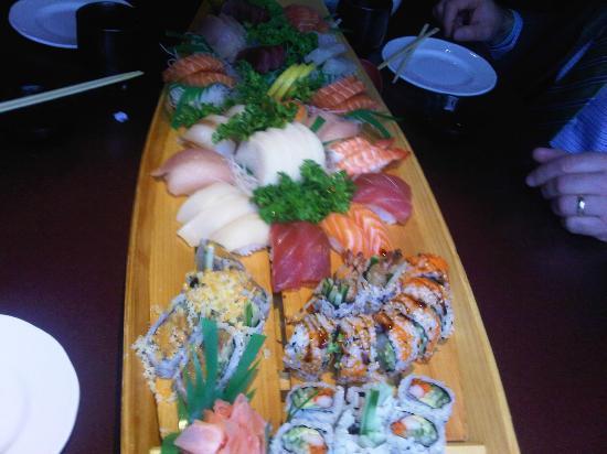 Sushi Restaurants London Ontario