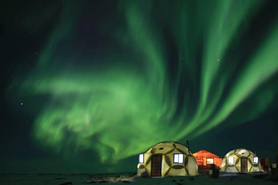 Northern Lights Package Holidays
