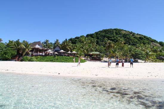 Matamanoa Island Resort Hotel Fiji