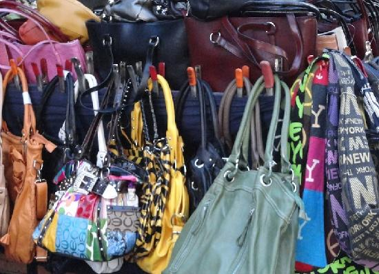 Visit Canal Street and the wholesale district to shop for